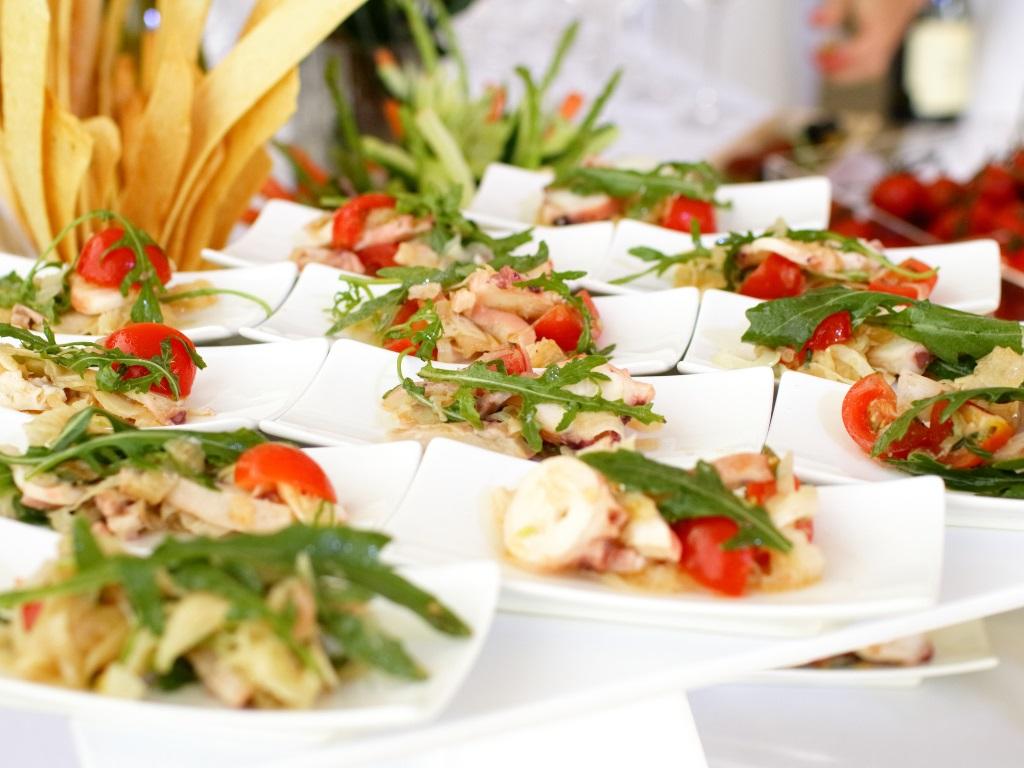 Servizio di Catering e Cooking Show