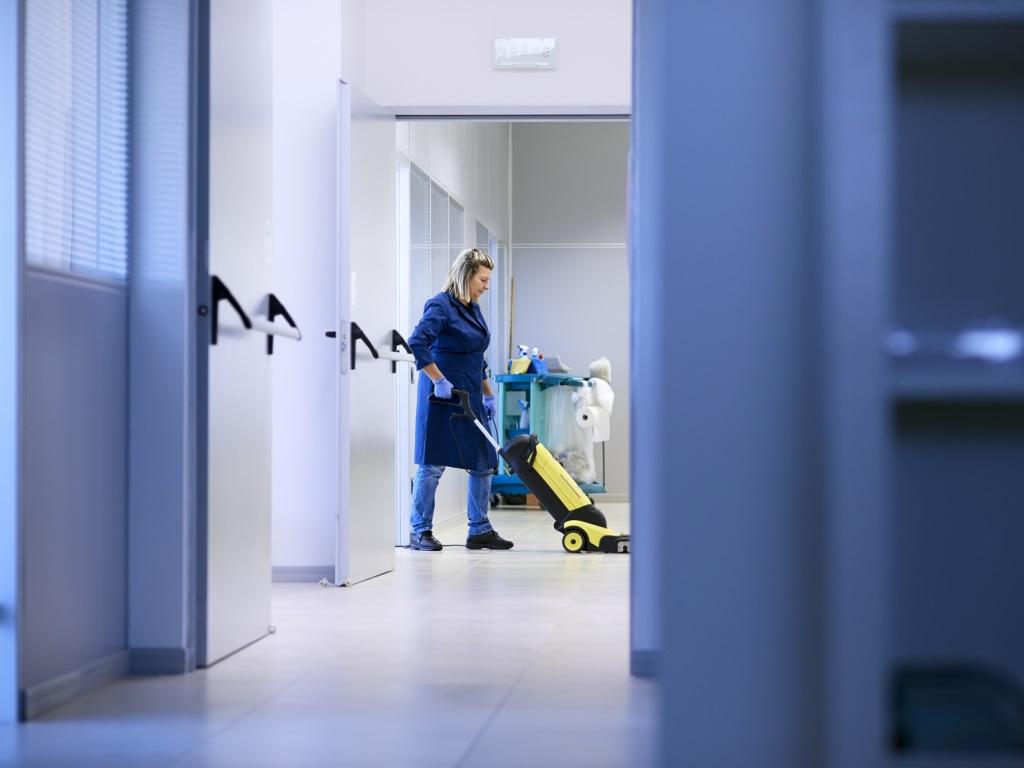 Pulizie e trattamenti speciali per pulizie